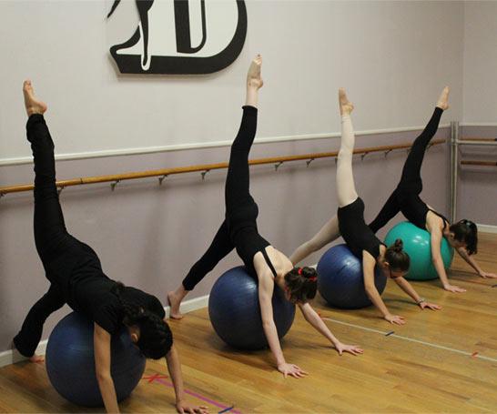 tap, ballet & creative movement classes