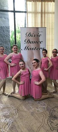 LYRICAL, MODERN, & CONTEMPORARY Dance classes