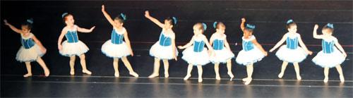 Pre School Dance Kenner LA