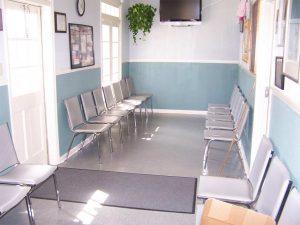 Waiting Room Kenner LA