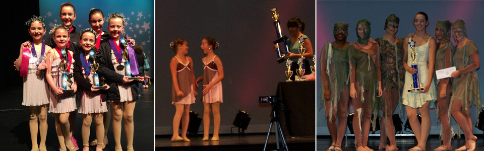 dance troupe winners Kenner LA